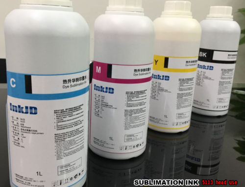 Dye Sublimation Ink for 5113 Printer head